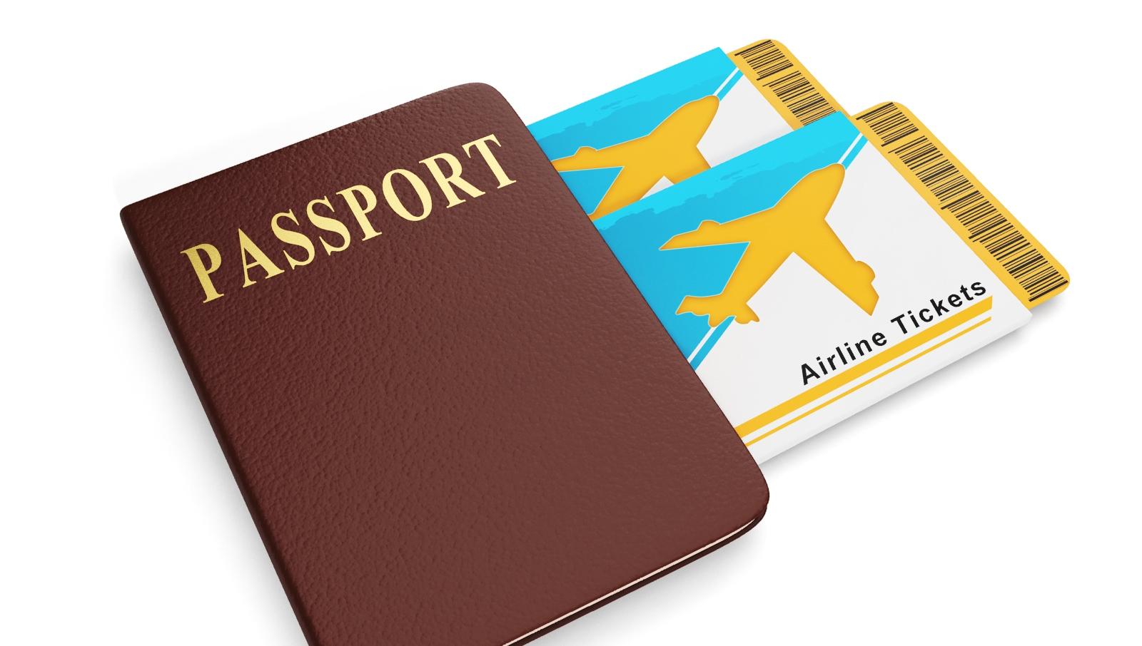 Como emitir o Passaporte e Visto para uma Lua de Mel tranquila