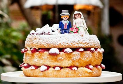 Naked Cake: A nova paixão das noivas
