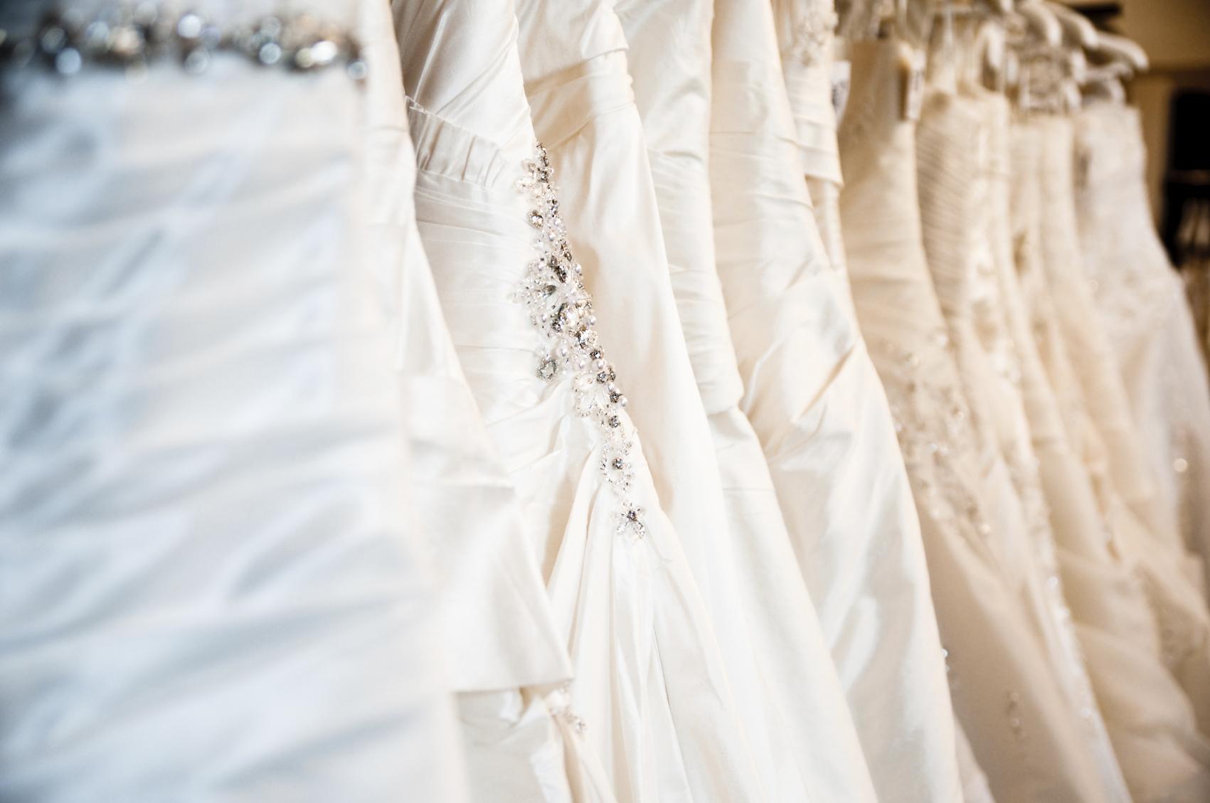 O Vestido ideal para Noivas Plus Size.