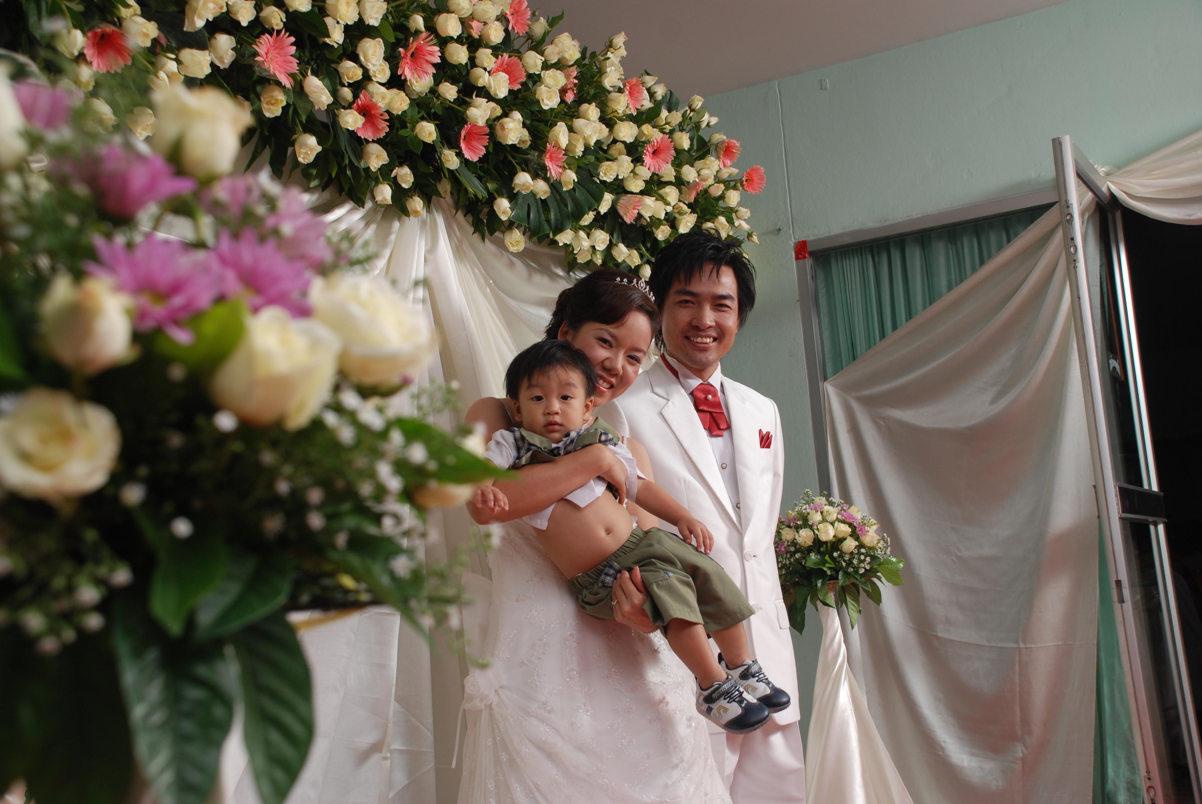 casar com filhos