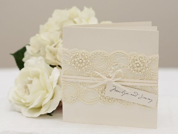 convites-de-casamento-renda