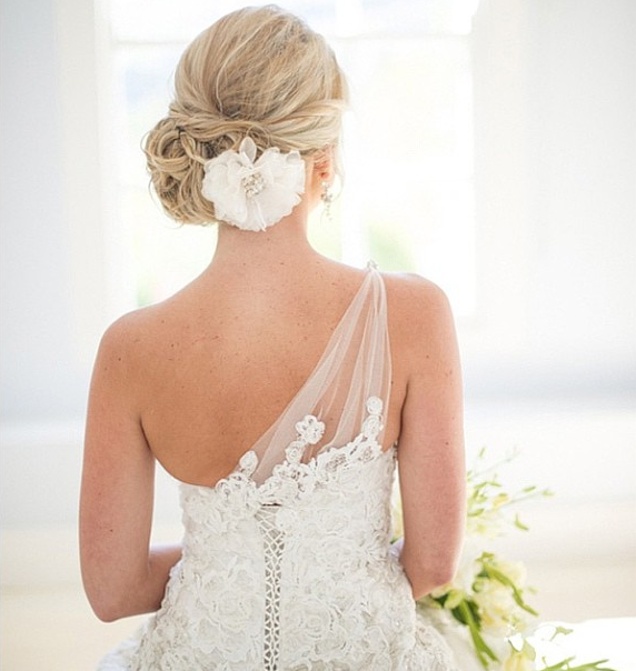 detalhe costas vestido de noiva