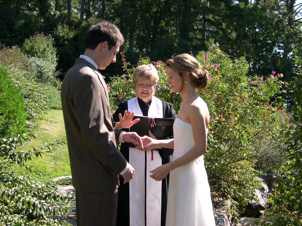 pastor casamento