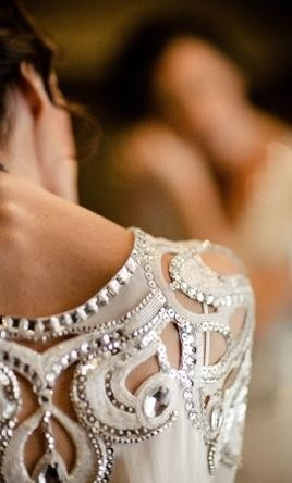 vestido de noiva com detalhe costas 2