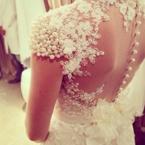 vestido de noiva detalhe costas 2