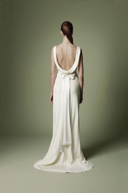 vestido noiva decote