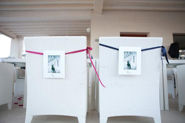 Ideias para o casamento cadeira - dos - noivos