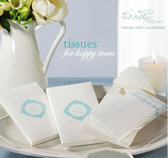 Ideias para o casamento friday-favor-wedding-tissues-021111