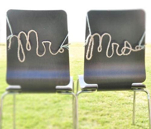 Ideias para o casamento letras-boda-cuerdas