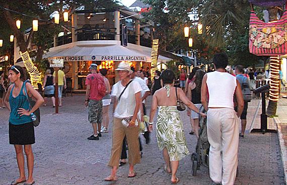 Lua de mel Cancun Playa Del Carmen- viajem na viajem
