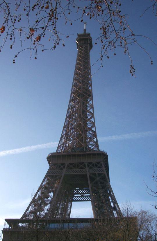 Lua de mel paris Eiffel