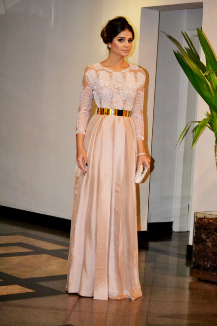 Vestido madrinha- patricia bonaldi