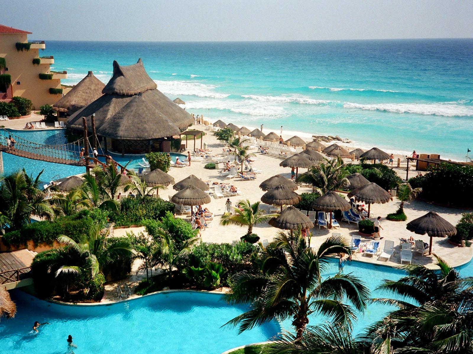cancun Lua de mel Cancun