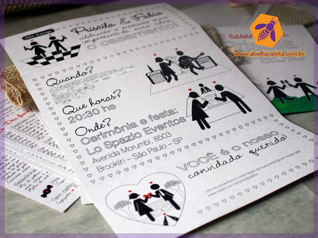 convite de casamento informal pri_fabio05-1024x767