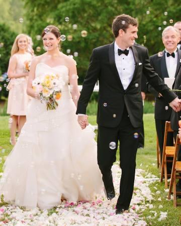 ideias para casamentocom bolas de sabão