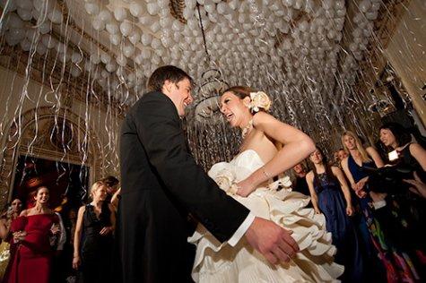 ideias para casamento decoraçao balao