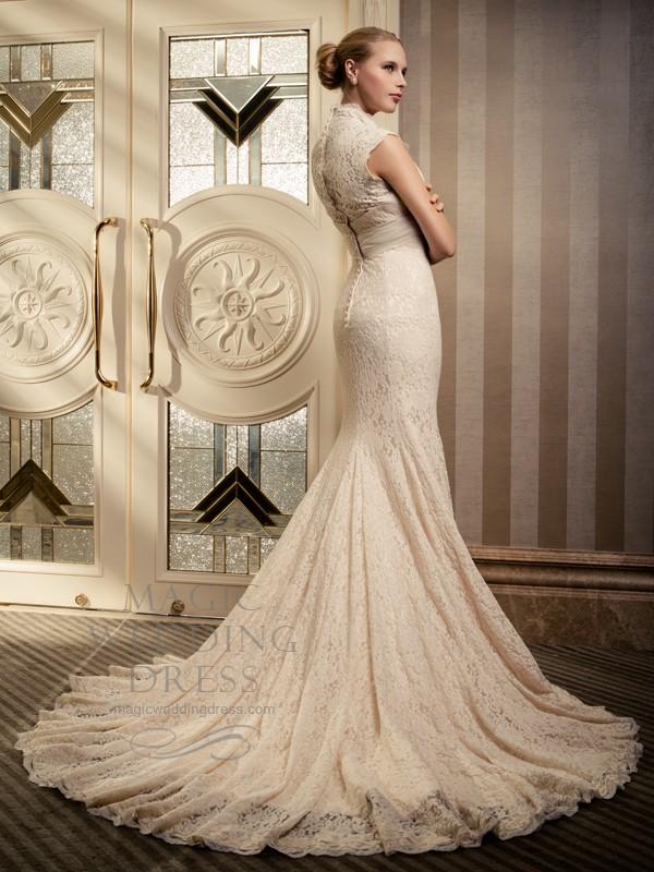 vestido de noiva -champagne-