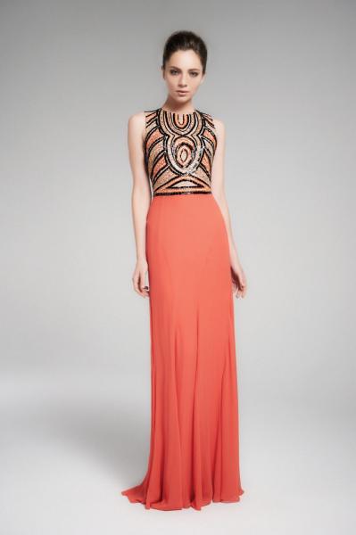 vestido madrinha 2012