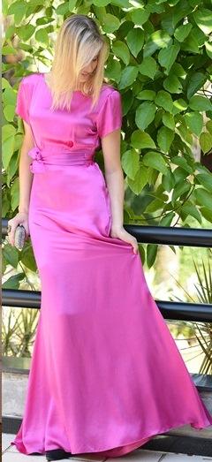 vestido madrinha de casamento Daslu Moda