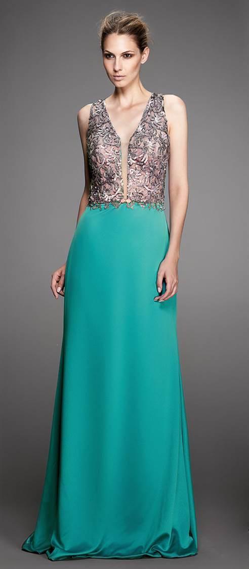 vestido madrinha de casamento M Rodarte