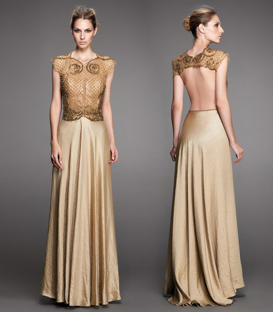 vestido madrinha de casamento M.Rodarte-
