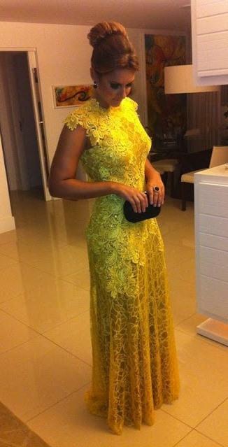 vestido madrinha de casamento lethicia