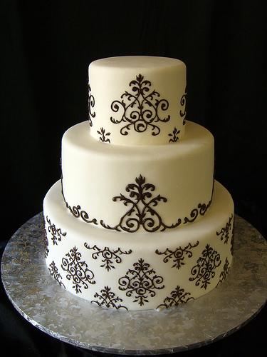 bolo de casamento cake