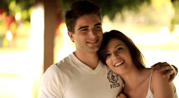 Historias Reais - Camila e Leandro