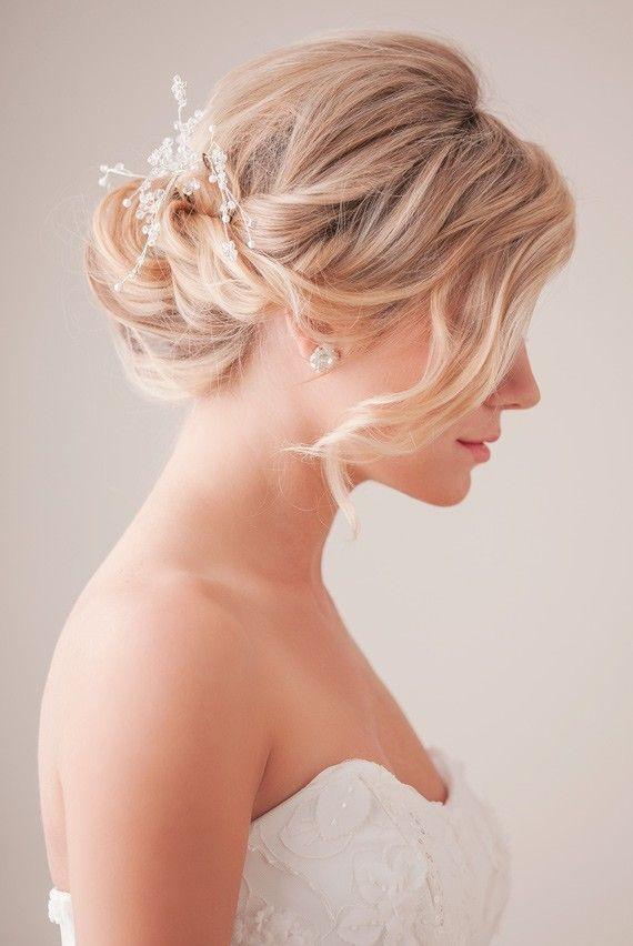 Penteado de noiva - Dicas de casamento | noivinhaemfolha
