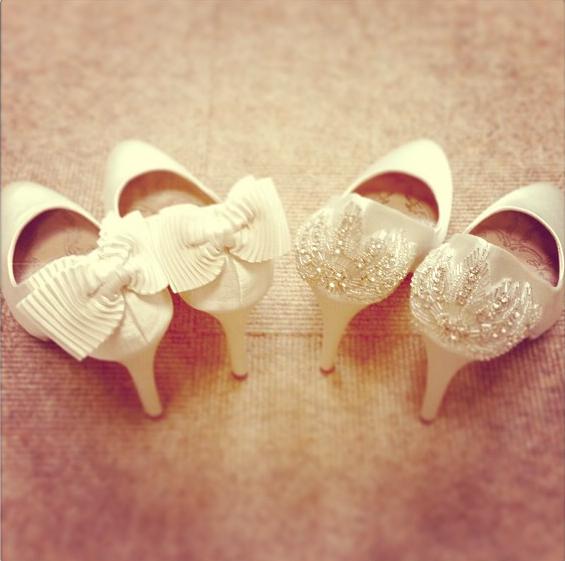 Sapato - Dicas de casamento | Noivinhaemfolha