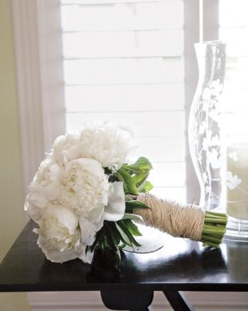 bouquet branco