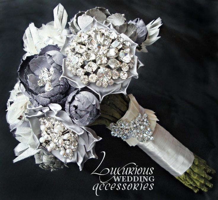 bouquet de noiva pedras
