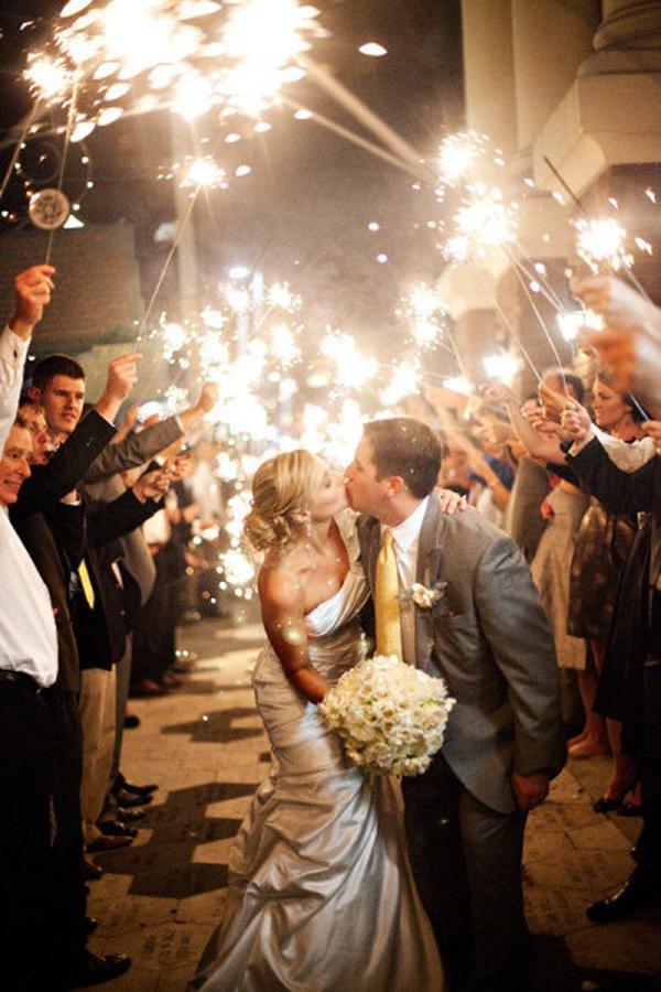sparklers - Dicas de Casamento | noivinhaemfolha