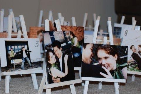 ideias para casamento foto