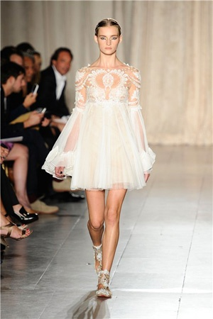 vestido de noiva curto 5