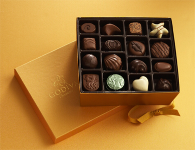 Lembrancinhas de casamento chocolate
