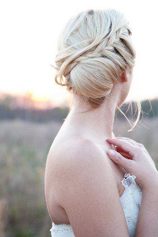 Penteado de noiva coque 11