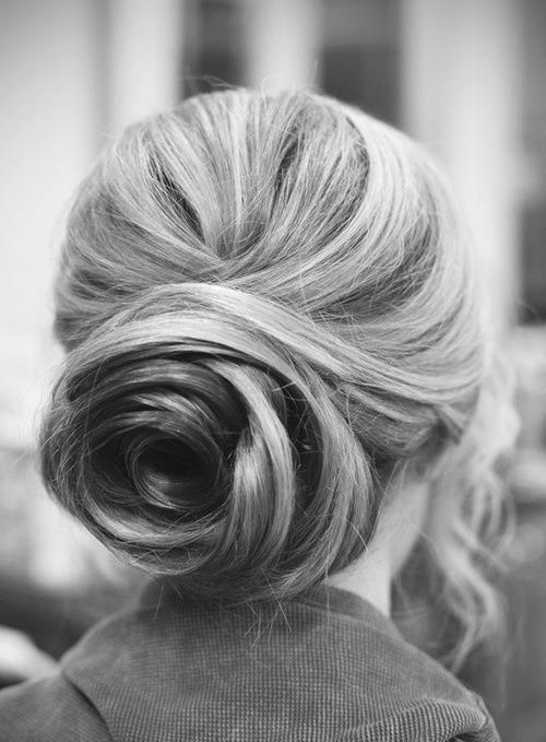 Penteado de noiva coque 12