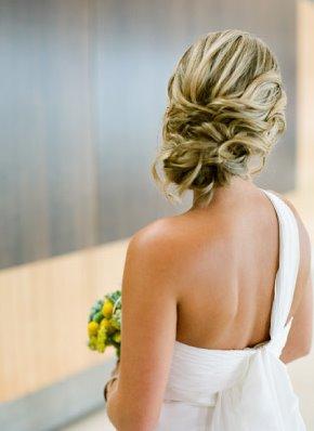 Penteado de noiva coque 13