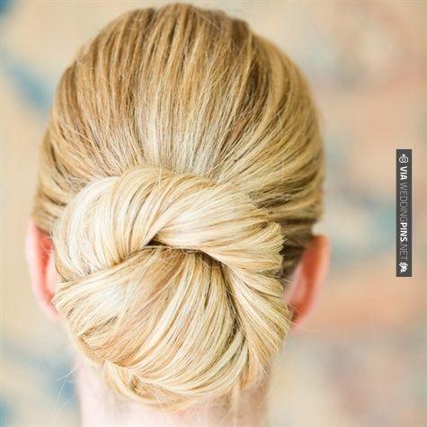 Penteado de noiva coque 16