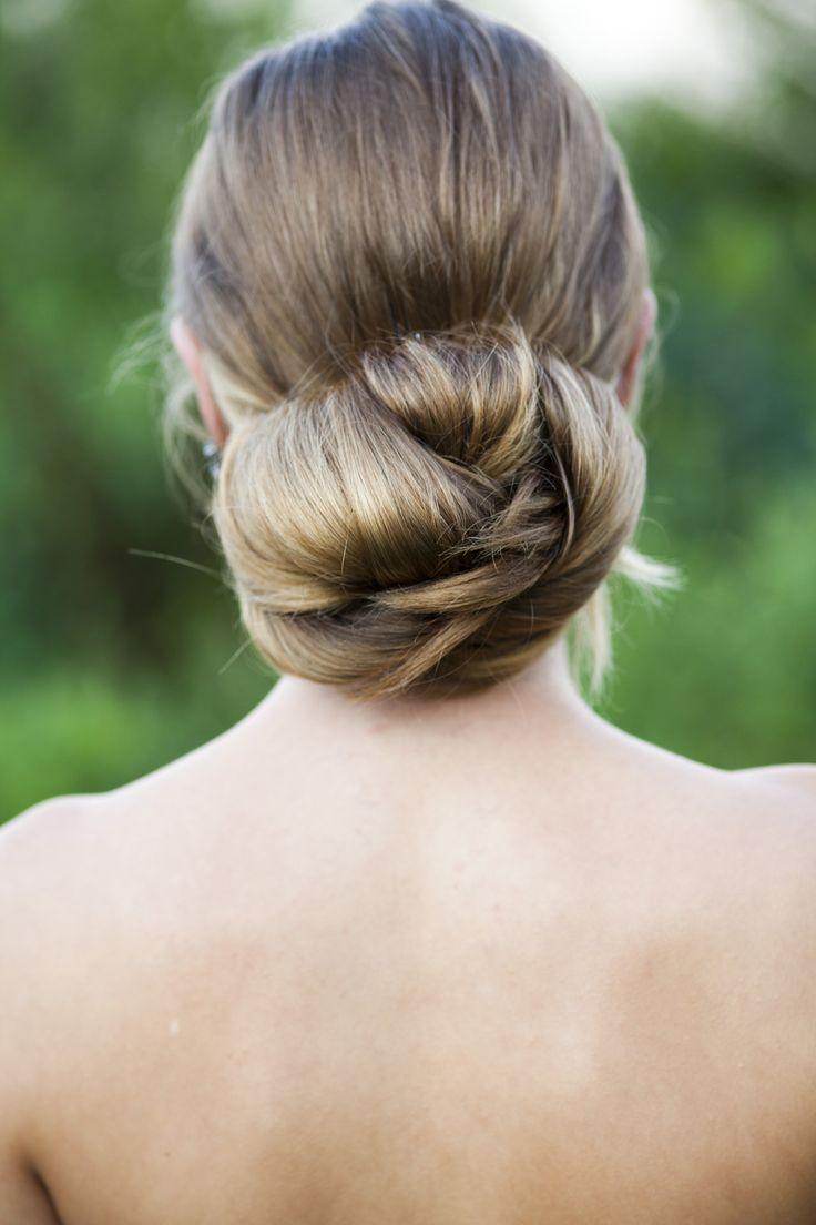 Penteado de noiva coque 17