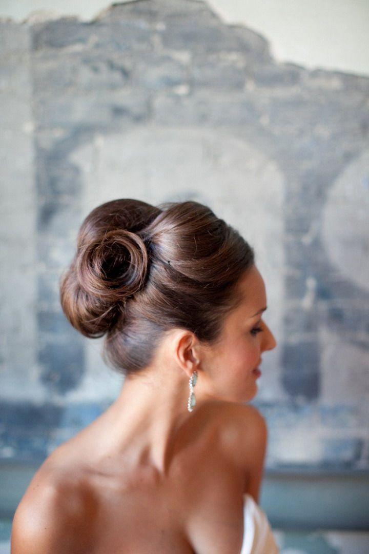 Penteado de noiva coque 2