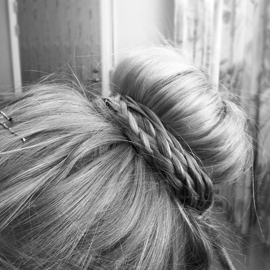 Penteado de noiva coque 4