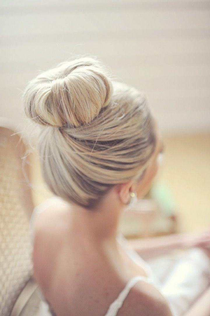 Penteado de noiva coque 6