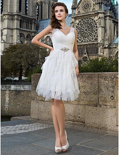 vestido de noiva curto 7