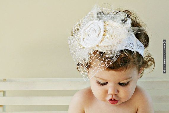 daminha de casamento headband