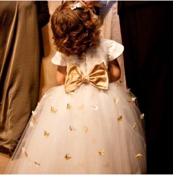 daminha de casamento noite