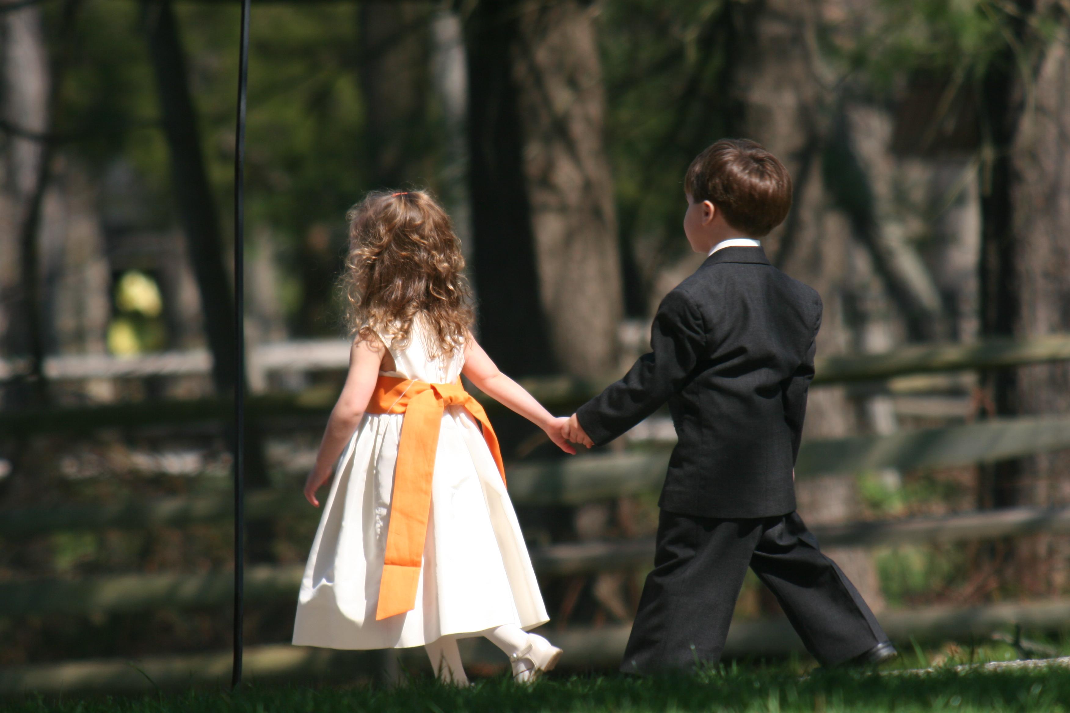daminha e pajen de casamento 24