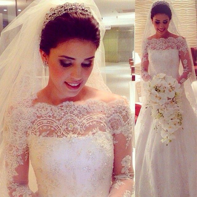 Vestido de noiva audi fax 2