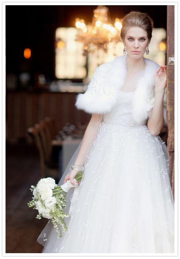 vestido ideal para um casamento no inverno 18